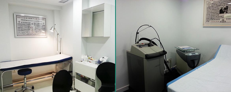 Dermatolgo Zaragoza - Laser Servicios