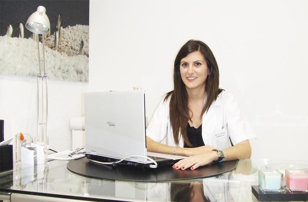 Dermatologo Zaragoza - Raquel Conejero