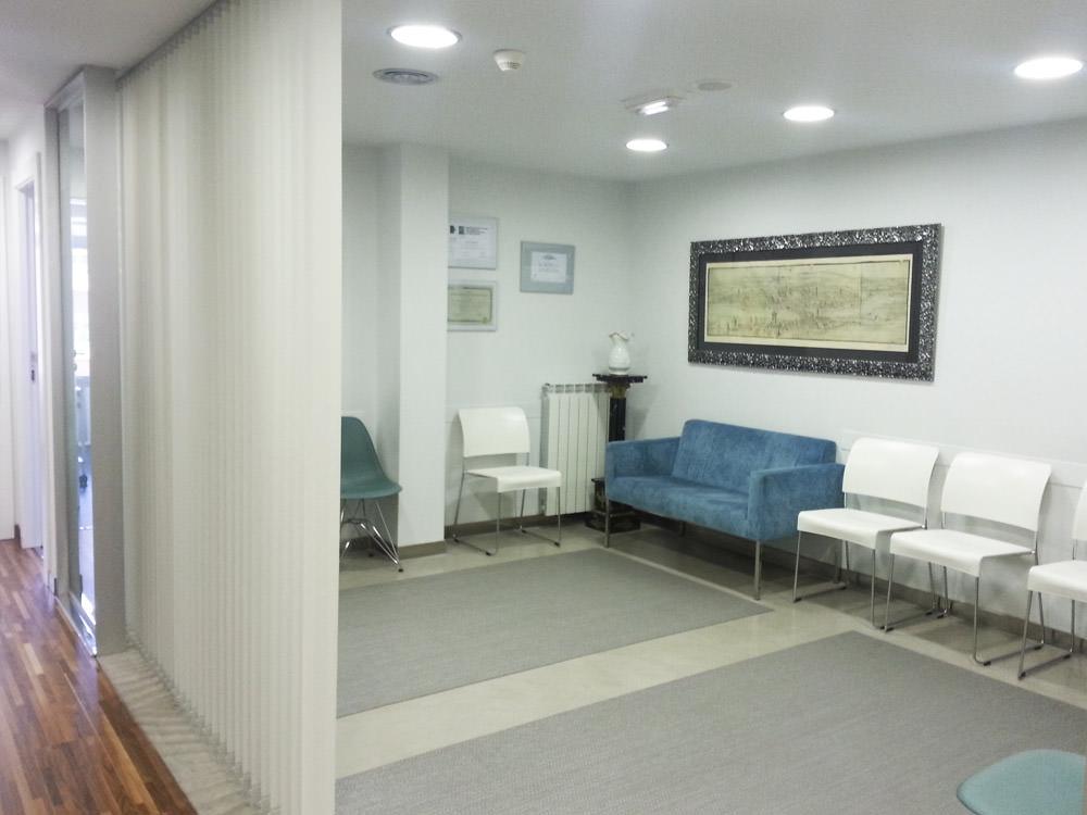 Dermatologo Zaragoza - sala de espera 2